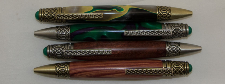 Celtic Pen